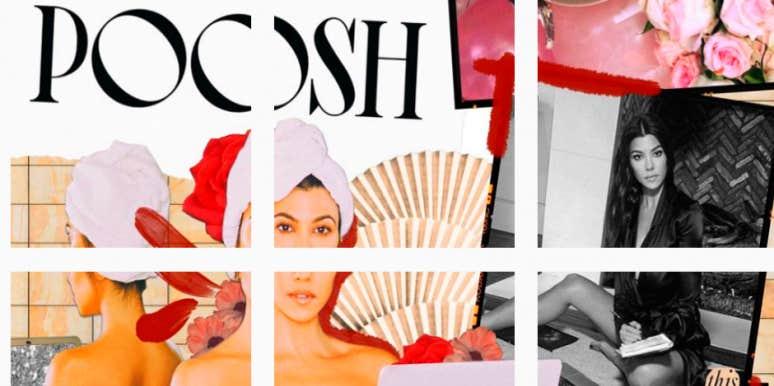 What Is Poosh? New Details On Kourtney Kardashian's New Secret Project