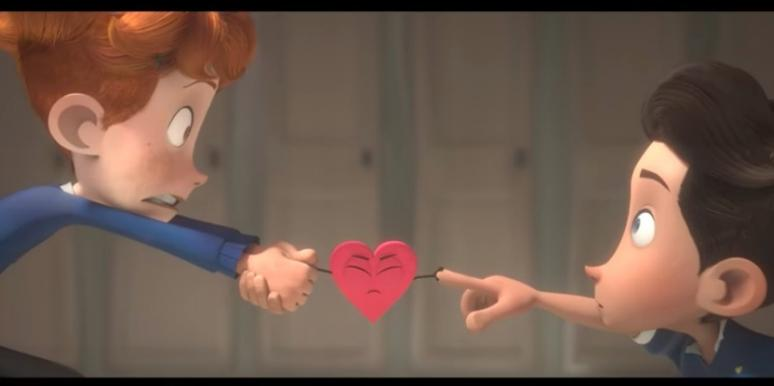 in a heartbeat gay crush animated short film