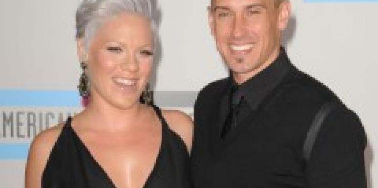 Pink and Carey Hart welcome a daughter