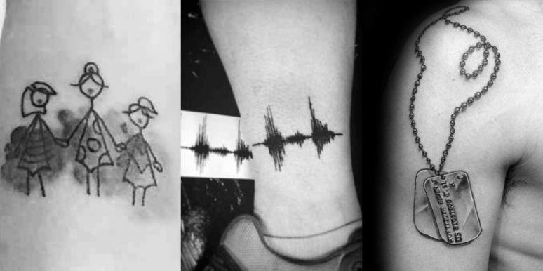 25 Best Meaningful Tattoos And Memorial Tattoos In Remembrance Of A Loved One