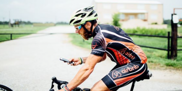 He Did 50 Ironman Competitions In 50 Days Over 50 States — Meet The Iron CowboyIron Cowboy