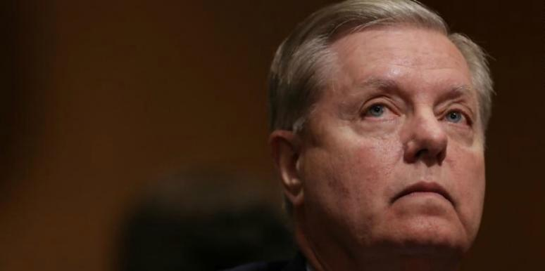 is Lindsey Graham gay?