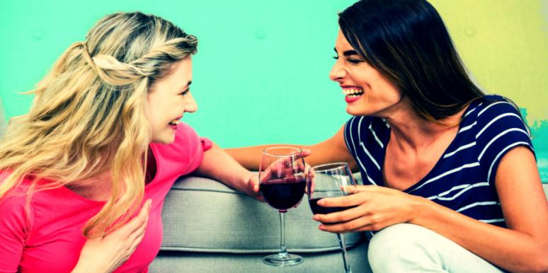 5 (Healthy!) Reasons To Drink Red Wine Every — Yes, Every — Night