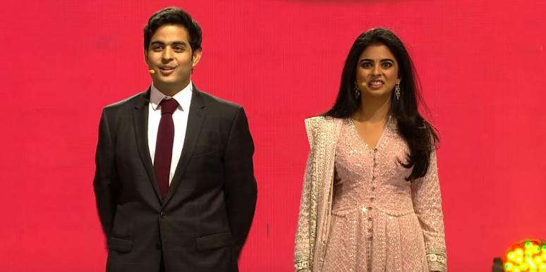 Who Are Isha And Akash Ambani? Meet The Indian Ambani Twins On The Fortune '40 Under 40' List