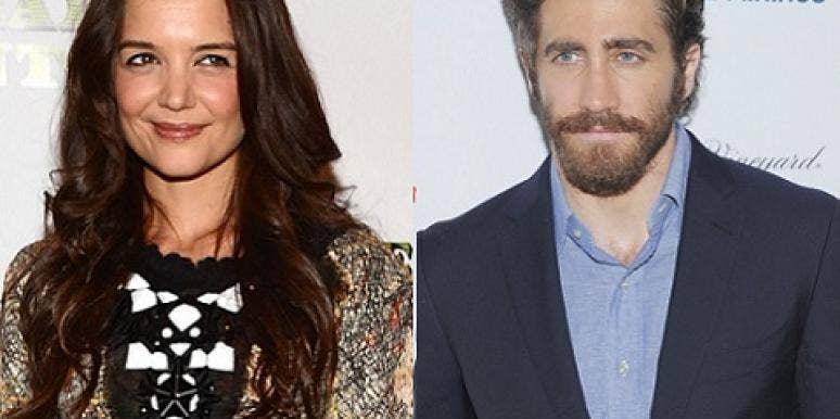 Katie Holmes & Jake Gyllenhaal