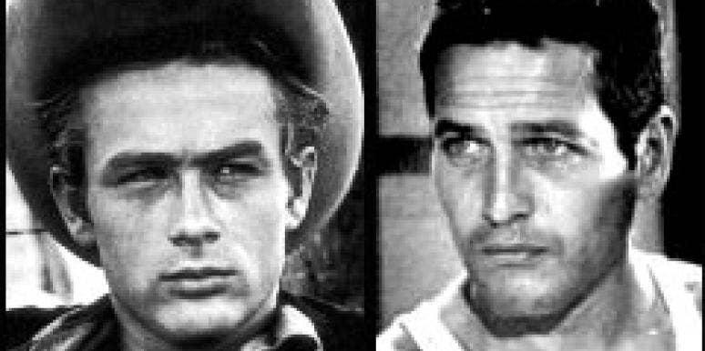 James Dean, Paul Newman