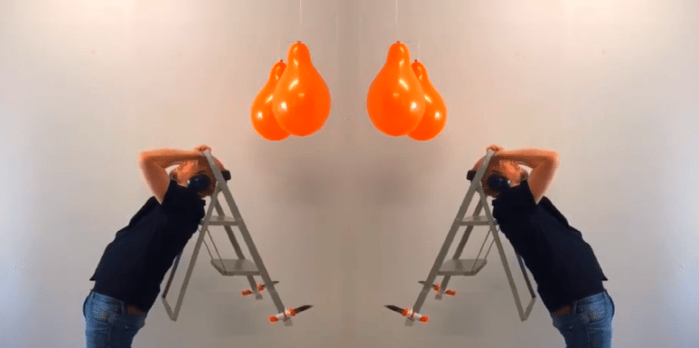 Who Is Jan Hakon Erichsen? New Details On The Balloon Popping Artist Who's Gone Viral