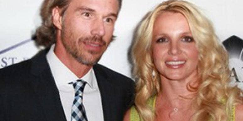 Jason Trawick and Britney Spears