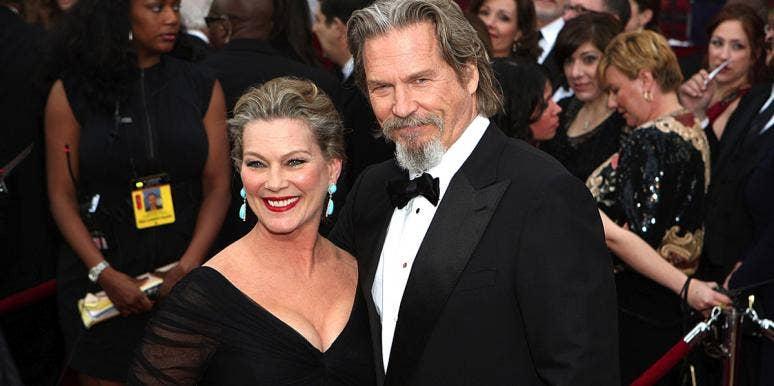 Jeff Bridges Susan Getson
