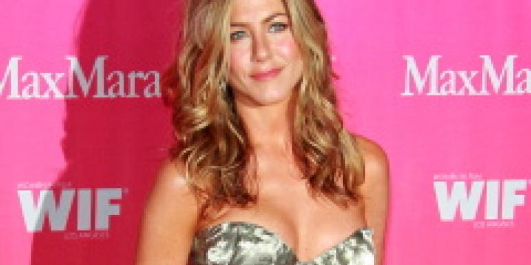 Jennifer Aniston dating