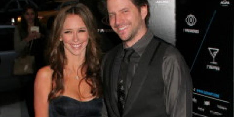 Jamie Kennedy and Jennifer Love Hewitt