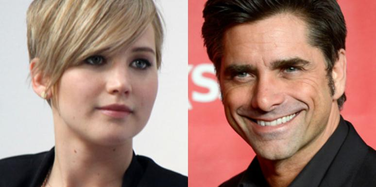 Love: Are John Stamos & Jennifer Lawrence Hooking Up?!