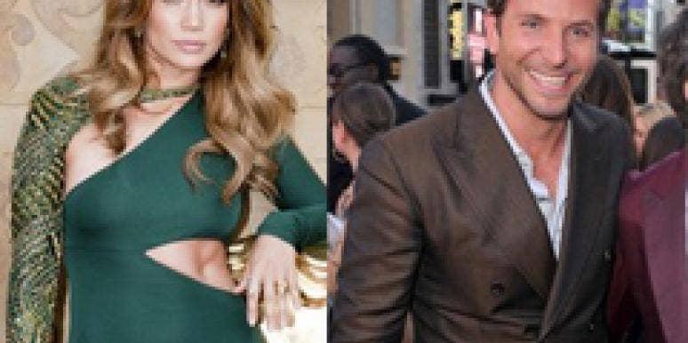 Jennifer Lopez & Bradley Cooper
