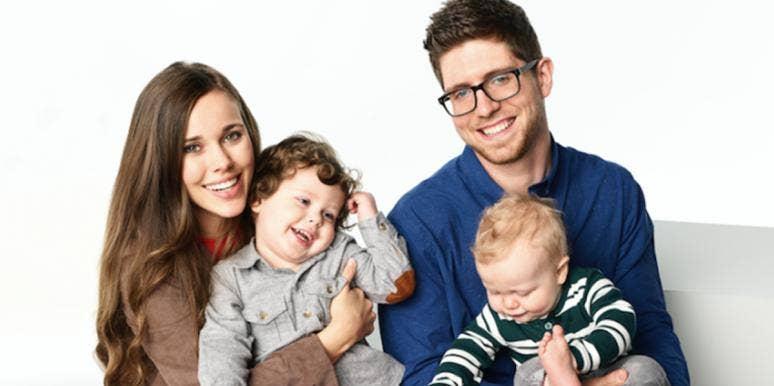 jessa duggar, ben seewald, and family