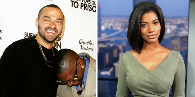 Are Jesse Williams And Taylor Rooks Dating?
