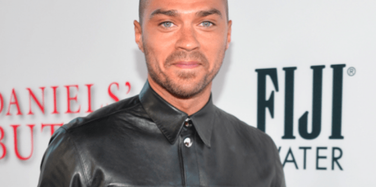 What Did Jesse Williams Tweet Say About Playing Christian Grey?