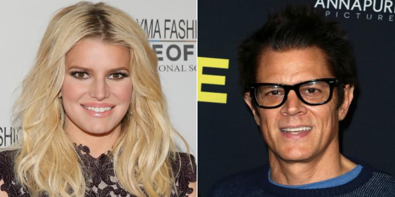 Did Jessica Simpson Have An Affair With Johnny Knoxville? Singer Opens Up About Her Shocking 'Forbidden Romance'