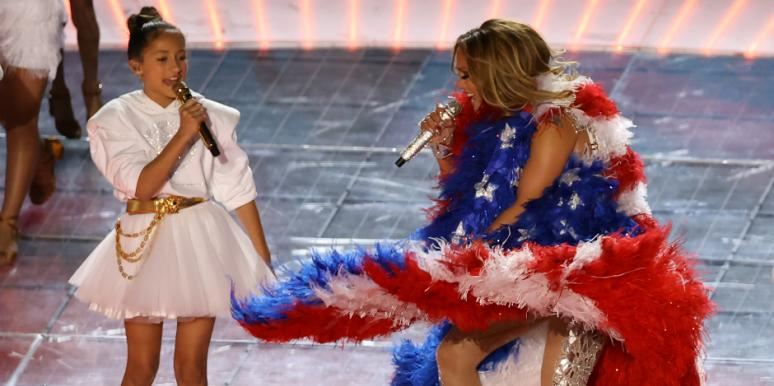 Who Is Jennifer Lopez's Daughter? Everything You Wanted To Know About Emme Muniz, Who Stole The Super Bowl Halftime Show