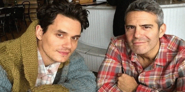 Are Andy Cohen and John Mayer dating?