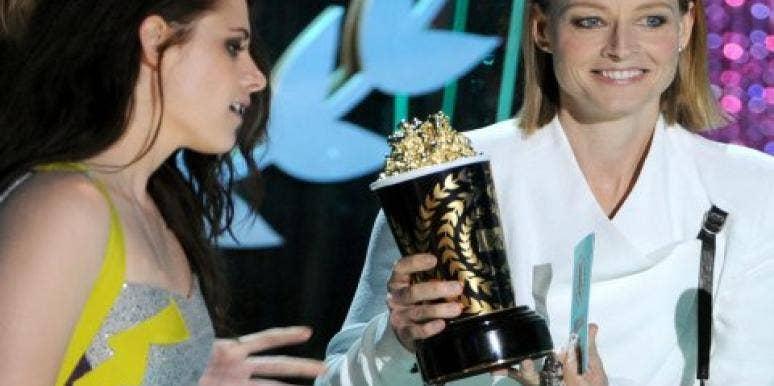 Kristen Stewart and Jodie Foster