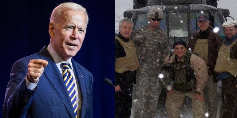 Joe Biden Afghanistan Interpreter Rescue