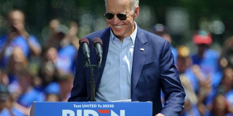 Joe Biden's Zodiac Sign & Birth Chart