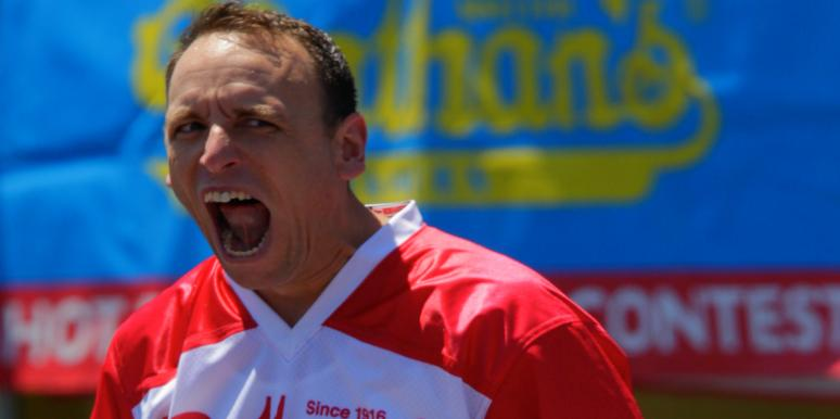 Who Is Joey Chestnut? Watch Video Of Man Breaking World Record For 32 Big Macs In 38 Minutes
