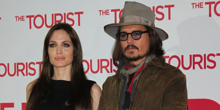 Did Angelina Jolie Cheat On Brad Pitt With Johnny Depp Yourtango