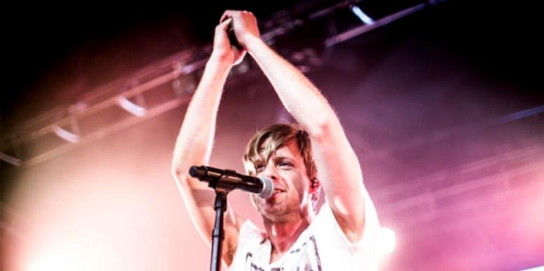 Switchfoot's Lead Singer Jon Foreman Discusses What The National Anthem Means For The United States