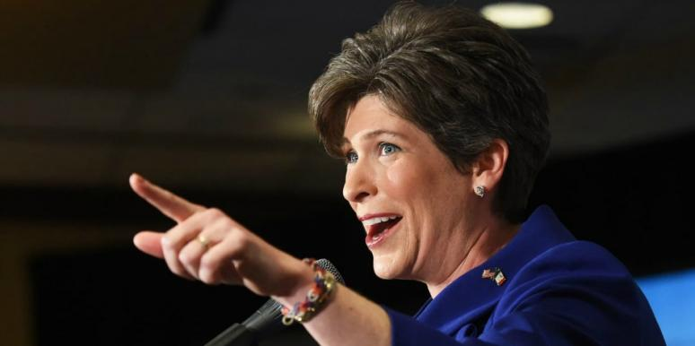 Who Is Joni Ernst's Ex-Husband? Details On Gail Ernst