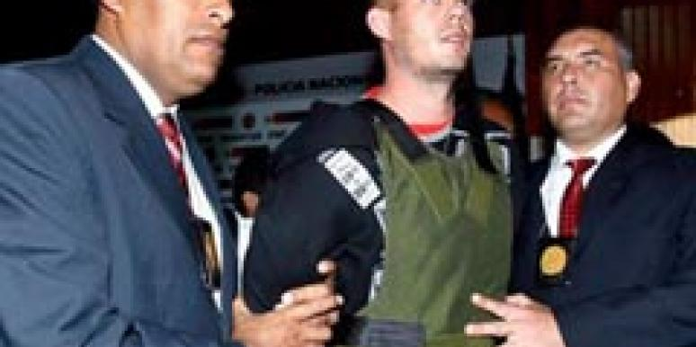 Joran Van Der Sloot Arrest