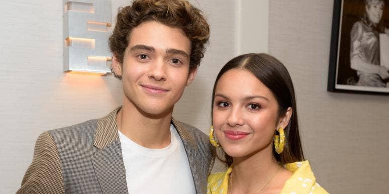 Joshua Bassett and Olivia Rodrigo