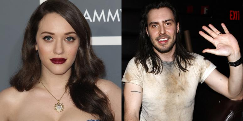 Kat Dennings and Andrew W.K.
