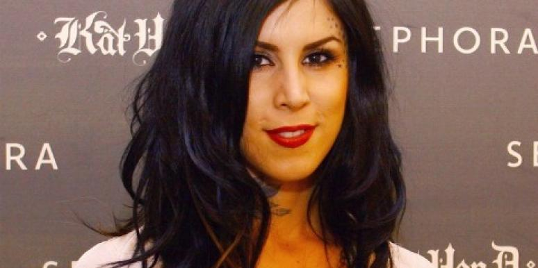 Kat Von D Tried To Change A Cheater: Admirable Or Stupid?