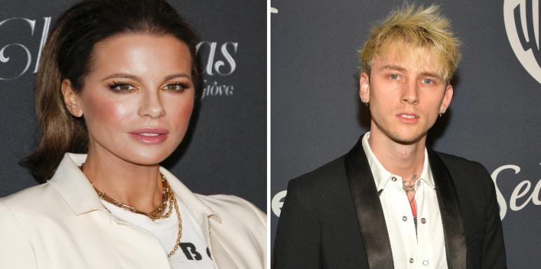 Are Kate Beckinsale And Machine Gun Kelly Dating? Couple Spotted Together At Golden Globes