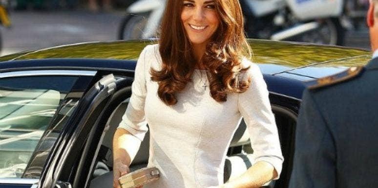 Kate Middleton Is Totally Pregnant, Says Magazine!