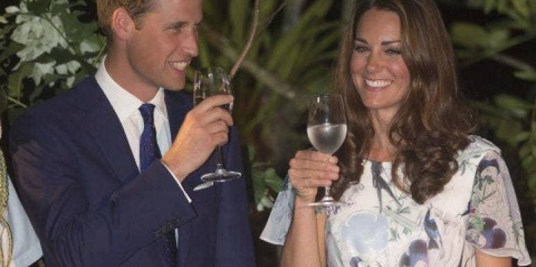 Kate Middleton & Prince William