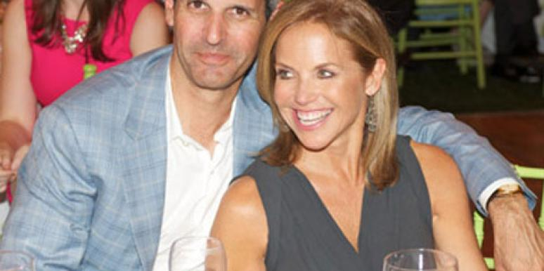 Love: Katie Couric's Engaged! Who Is Her Fiancé John Molner?