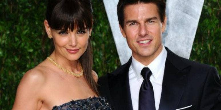 Tom Cruise & Katie Holmes Divorcing