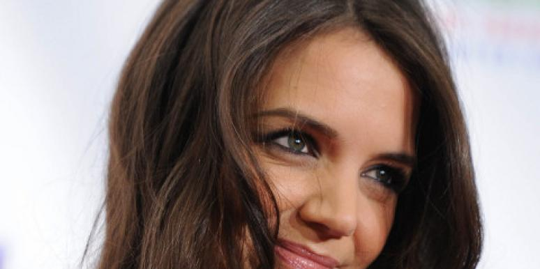 Love News: Does Katie Holmes Have A New Boyfriend?