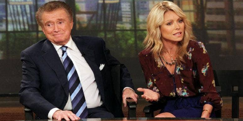 Howard Stern Reignites Rumors Of A Kelly Ripa/Regis Philbin Feud