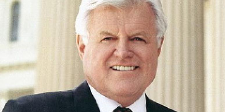 Ted Kennedy death