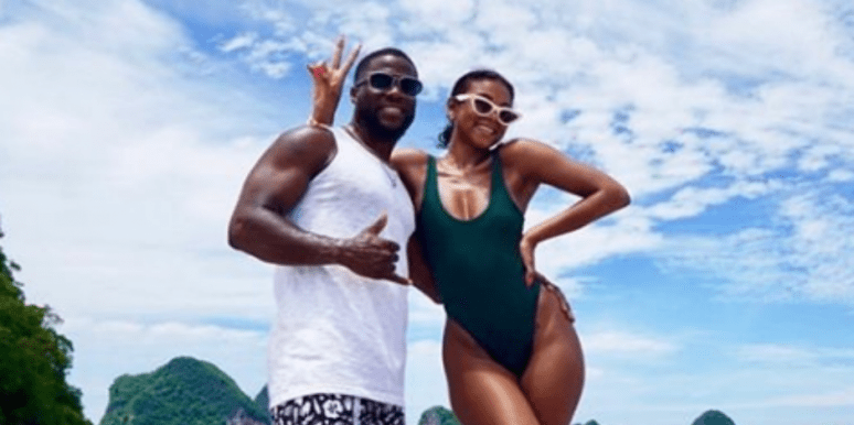 Good News:  Kevin Hart and Eniko Are Expecting Their 2nd Baby!!
