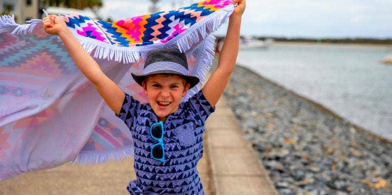 Best Summer Blankets For Kids