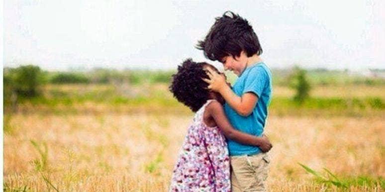 colored love