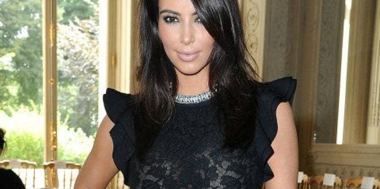 Kim Kardashian makes fun of Paris Hilton
