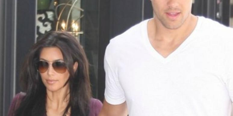 Kim Kardashian & Kris Humphries Try To Save Marriage In Minnesota