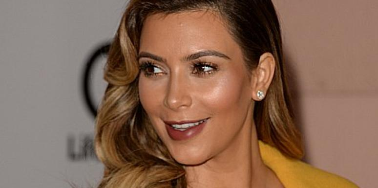Nude Celebrities: Does Kim Kardashian Secretly Use Photoshop?