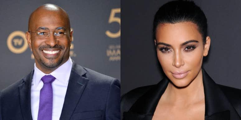 Is Kim Kardashian Dating Van Jones? Why The Internet Thinks They're Already A Couple