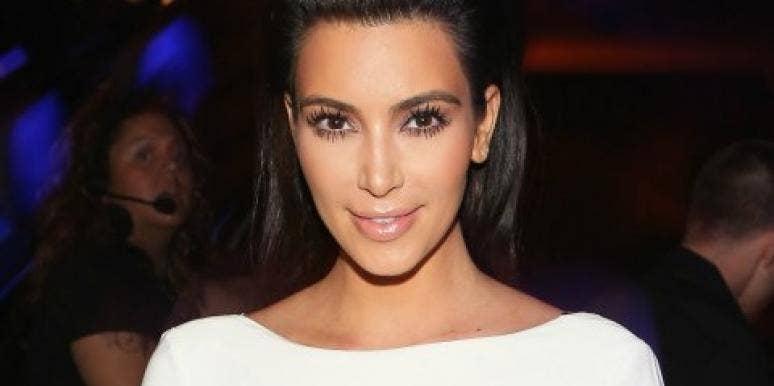 Kim Kardashian vintage vixen